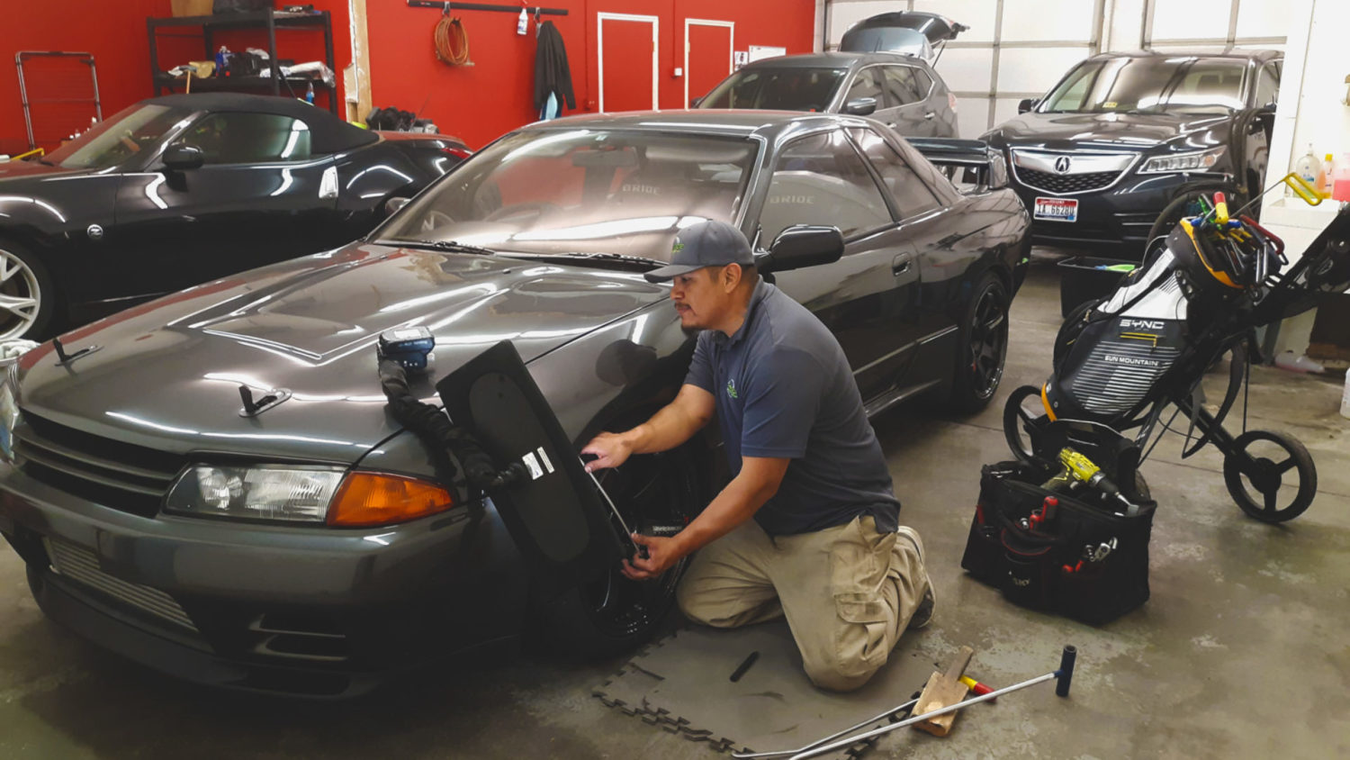 Paintless Dent Repair - Boise And Surrounding Areas - 100